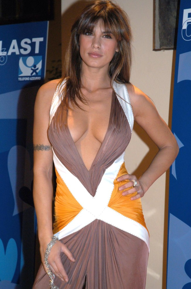 Elisabetta Canalis - Mix Italian TV (02-2006)