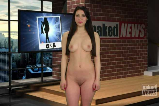Isabella Rossini -  Naked News (1)