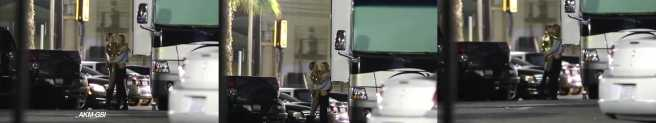 Miley Cyrus Making Out with Stella Maxwell  (2)