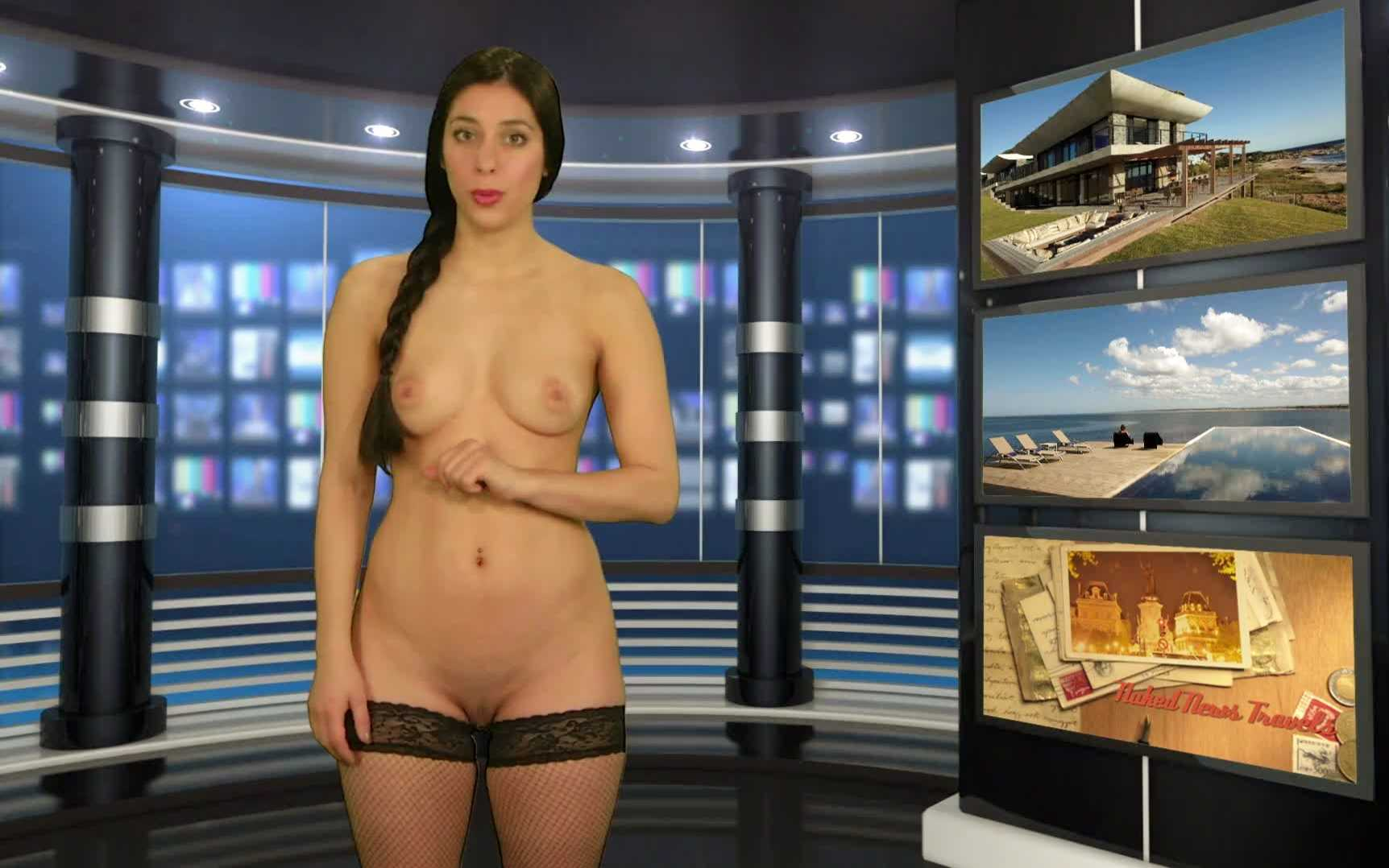 Naked news spanish mobile optimised photo for android iphone