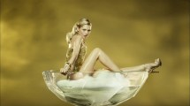 Hana Jirickova - Paco Rabanne Lady Million Eau My Gold (2014).mp4.0003