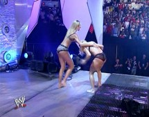 Trish Stratus Vs Stacy Keibler - Wwf Catfight.avi.0001